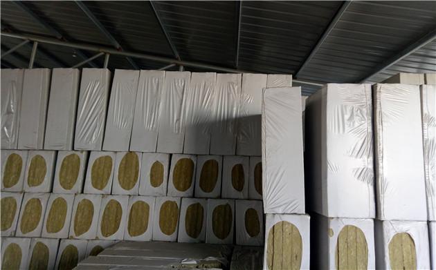 国标保温岩棉板图片
