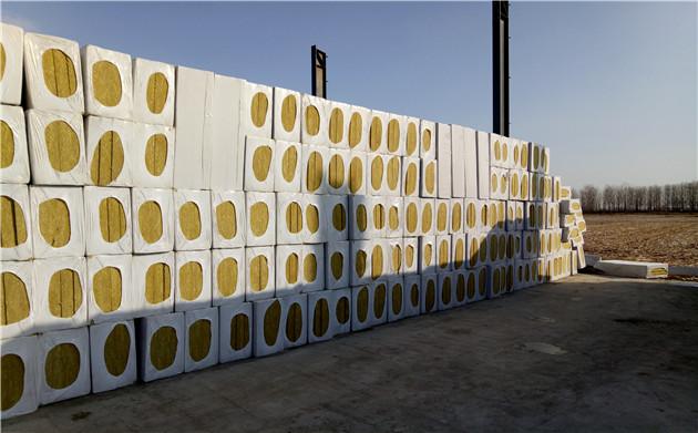 外墙岩棉板保温板图片
