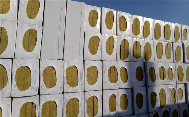 岩棉保温板规格图片
