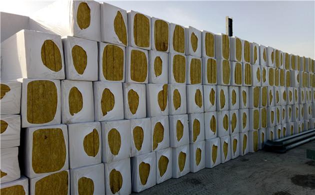 岩棉板防水保温材料