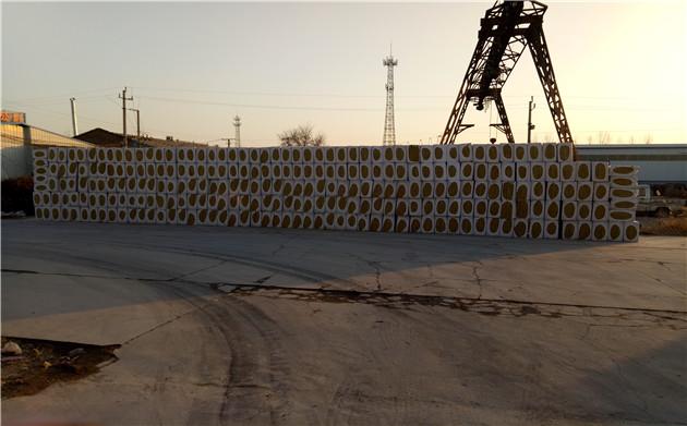 A1级岩棉保温板图片