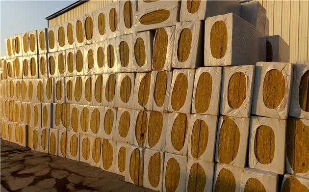外墙防火岩棉板图片