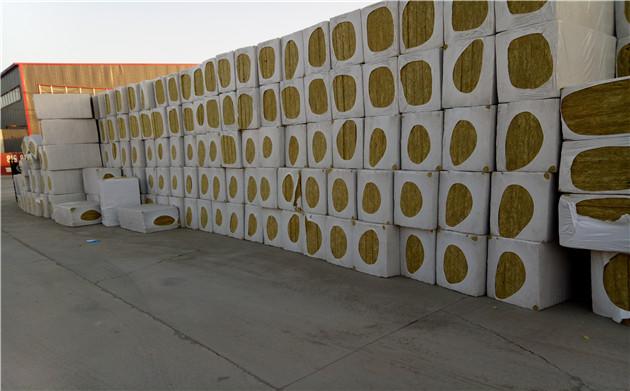 国标外墙岩棉板价格图片
