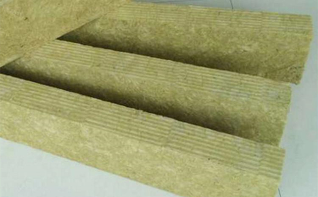 非标岩棉保温板图片