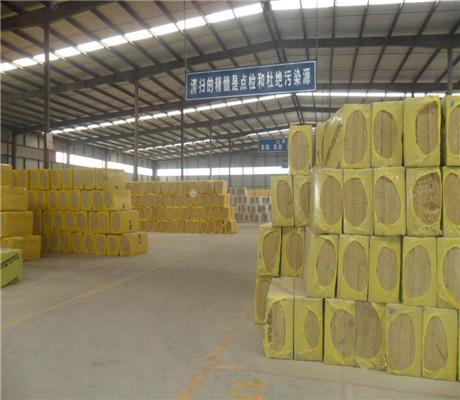 高密度岩棉保温板