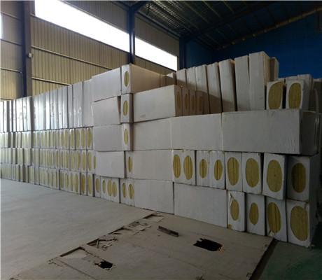 国标岩棉保温板图片